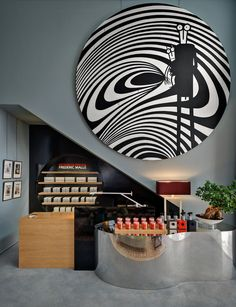 OITOEMPONTO's new interior design showroom