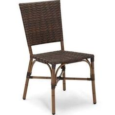 Smith Barnett Maui Stacking Dining Side Chair (Set of 4)96 each