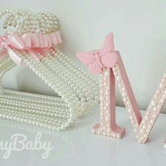 Pearl decor || pearl box || pearl hanger || pearl frame || pearl letter || diy decor || diy craft || pearl pen stands
