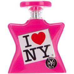 Bond No. 9, Parfum 'I LOVE NEW YORK for Her' - Luxodo.com ($115) ❤ liked on Polyvore