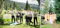 A Fun & Simple Wedding at Keystone – Colorado Weddings Magazine Keystone Resort, Keystone Colorado, Simple Weddings, Real Weddings, Summer Events, Old World Charm, Skiing, Dolores Park, Ski