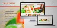 Download and review of Delicioso - Delicious WordPress Restaurant Theme, one of the best Themeforest Entertainment themes {Download & review at|Review and download at} {|-> }http://best-wordpress-theme.net/delicioso-delicious-restaurant-download-review/
