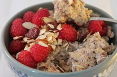 Breakfast Recipes - light, sweet and savory