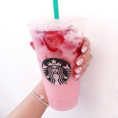 Shared by Kerys. Find images and videos about starbucks, pink and drink on We Heart It - the app to get lost in what you love.