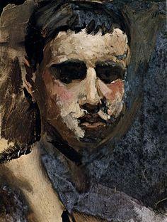 Pablo Picasso - Tête de Garçon - (Head of a Boy) 1897