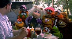 The Muppets Take Manhattan Frank Oz, The Muppet Show, Muppet Babies, Jim Henson, Public Art, Feature Film, Manhattan, This Or That Questions, Puppet