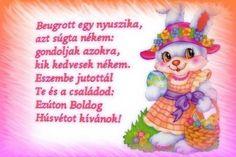 Kellemes Husvéti Ünnepeket - BARATSAG - mindenkinek versek magazin - Hotdog.hu