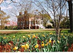 Lee Hall Mansion-Newport News VA, used as Confederate Headquarters in early part of Civil War.   15 for '15: Historic Sites for History Buffs « Virginia's Travel Blog