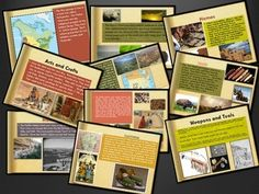 This is a very informative power point.  Great for a thematic unit on Native American Indians due to all the detail, visuals, and facts that it has.  It  describes each Native American region's climate, landforms, and  natural resources.  It also describes in detail each Native American region in terms of housing, clothing, food, transportation, arts and crafts, tools and weapons, religion as well as customs.