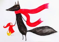 Little Red Riding Hood: Fantastic Mr Wolf                                                                                                                                                                                 More