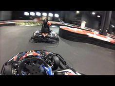 ring°kartbahn - Nürburgring - Meine ersten Runden E-Kart - YouTube