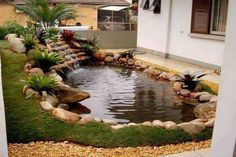 Backyard Pond Landscaping Small Gardens Landscaping Designs for a Backyard Pond Backyard Pond Landscaping Small Gardens. Landscaping designs that are going around or near a pond can be a little tri…