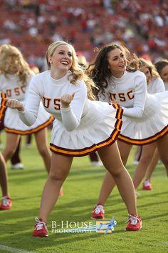 Cheerful Cheerleaders