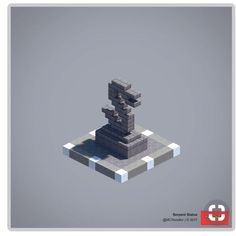 2017 Statue Collection (Redux) 2017 Statue Collection (R. - Minecraft about you searching for. Construction Minecraft, Pc Minecraft, Minecraft Building Blueprints, Minecraft Statues, Minecraft Banner Designs, Minecraft Banners, Minecraft Medieval, Minecraft Decorations, Amazing Minecraft