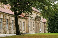 ღღ Bayreuth, Altes Schloss