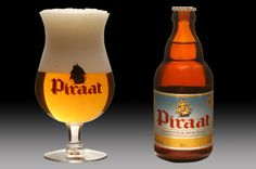 Piraat - A bit on the bitter side for me, but  doable. Full bodied and smooth, but be careful, this puppy packs a punch!