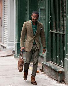 Fashion Week Photo Journal Bill Gentle Backyard Bill: Style: GQ