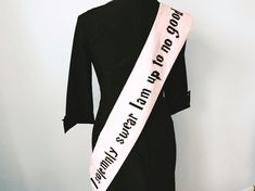 Harry Potter bride to be hen party sash. One for you literary brides. Harry Potter wedding inspiration.