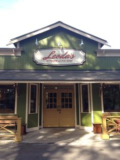 Leoda's, Maui. Known for the best pies and hot dogs around. It's right off the main highway, and has lots of good treats to go!