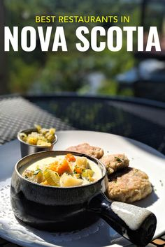 21 Nova Scotia restaurants outside Halifax you have to try Nova Scotia Travel, Visit Nova Scotia, Halifax Restaurants, Lunenburg Nova Scotia, Canada Travel, Canada Cruise, Cherry Tomato Salad, Lobster Dinner, Steak And Mushrooms