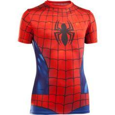 spiderman under armour