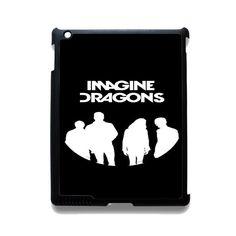 Imagine Dragons Band TATUM-5558 Apple Phonecase Cover For Ipad 2/3/4, Ipad Mini 2/3/4, Ipad Air, Ipad Air 2