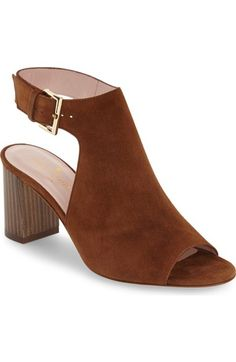 049f0b580db kate spade new york  emina  open toe bootie (Women) available at