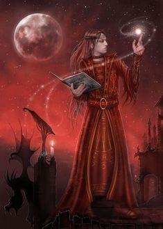 Male Elf, Male Witch, Gandalf, Fantasy Kunst, Fantasy Art, Fantasy Creatures, Mythical Creatures, Fantasy Wizard, Dark Wizard