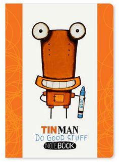 Do Good Stuff Notebook by Tony Cribb - tin_man Cribbs, Tin Man, Some Words, Motto, New Zealand, Notebook, Autumn, Art Prints, Orange