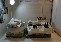 Instore display | Maison Martin Margiela