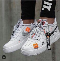 Cute Sneakers, Best Sneakers, Sneakers Fashion, Fashion Shoes, Sneakers Nike, Fashion Outfits, Kids Sneakers, Nike Fashion, Nike Air Force One