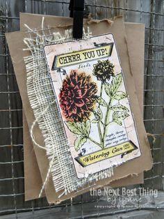 Spring Card by Lynne Forsythe