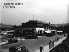 Falkirk- Callander Riggs and Bus Station entrance.