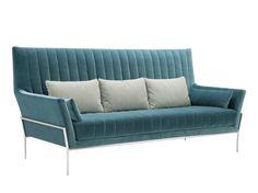 PRESTIGE | Fabric sofa by Contempo