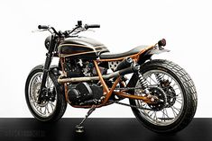 ONLINE EXCLUSIVE Ever heard of a Kawasaki Z970? Neither had we. But that's the moniker the Wrenchmonkees have given their latest custom, a stunning Z750B that's been bored out to almost a liter. It's the pet project of company founder Per Nielsen, who wanted to… Read more »