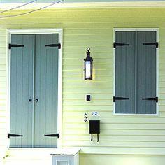Alternatives To Exterior Window Shutters