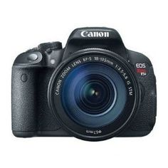 Canon EOS Rebel T5i with EF-S 18-135mm f/3.5-5.6 IS STM Lens