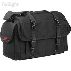 2d686a24732 Domke F7 Double AF Canvas Shoulder Bag for 2 Large Film or Digital SLR  Cameras with
