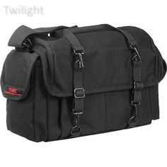 Domke F7 Double AF Canvas Shoulder Bag  for 2 Large Film or Digital SLR Cameras with 45 Lenses and Accessories Black >>> Be sure to check out this awesome product.