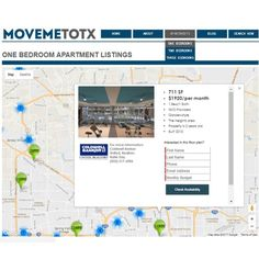 Looking to move?! Browse an interactive map  of apartment listings online at www.movemetotx.com . . . #apartments #houstonapartments #moveinspecial