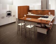Küchen Möbel Aus Italien U2013 Moderne Küchenzeile Von GeD Cucine