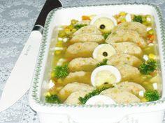 KUCHNIA DANUSI: Ryba faszerowana w galarecie
