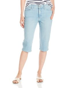 NYDJ Women's Petite Kaelin Skimmer Jeans >>> You can find more details by visiting the image link.
