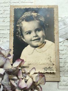 Dentelle & Brocante: ancienne photographie