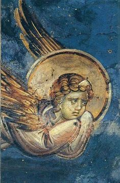Whispers of an Immortalist: Icons of Holy Angels 3 Byzantine Icons, Byzantine Art, Religious Icons, Religious Art, Fresco, Art Icon, Orthodox Icons, Angel Art, Tempera