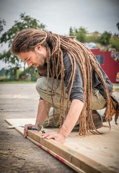 Male Dreads
