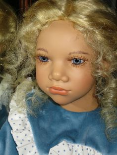 ANNETTE HIMSTEDT ALKE PRISTINE DOLL WITH BOX, BOOKLET, CERTIFICATES
