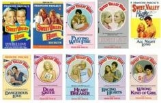 Sweet Valley High Books!