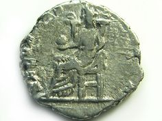 ROMAN SILVER DENARII  SEPTIMUS SEVERUS   AC 483