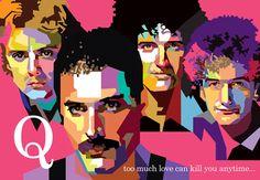 Pop Art - Queen